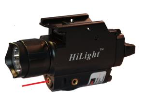 HiLight P10C LED Red Laser Combo